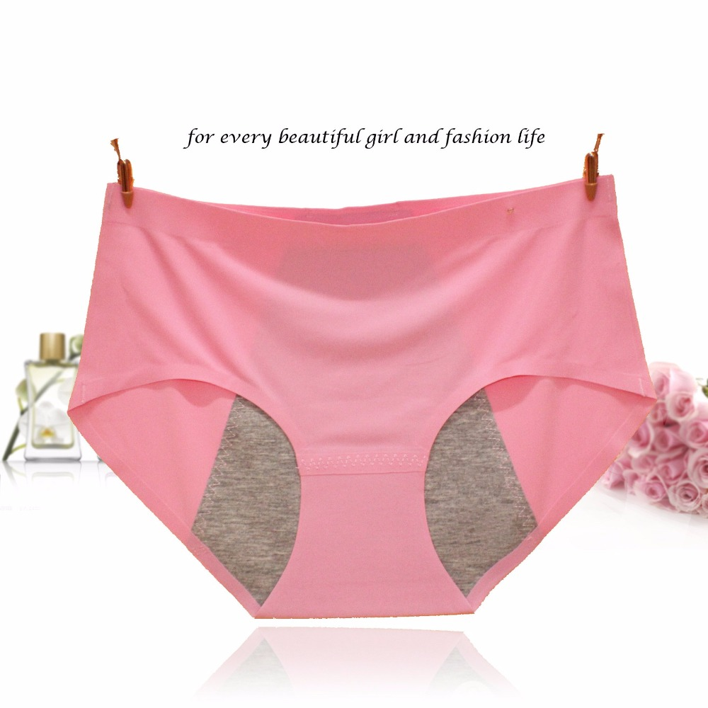Hot Sale Women Period Underwear Ladies Menstrual Panties Anti-leaking Panties