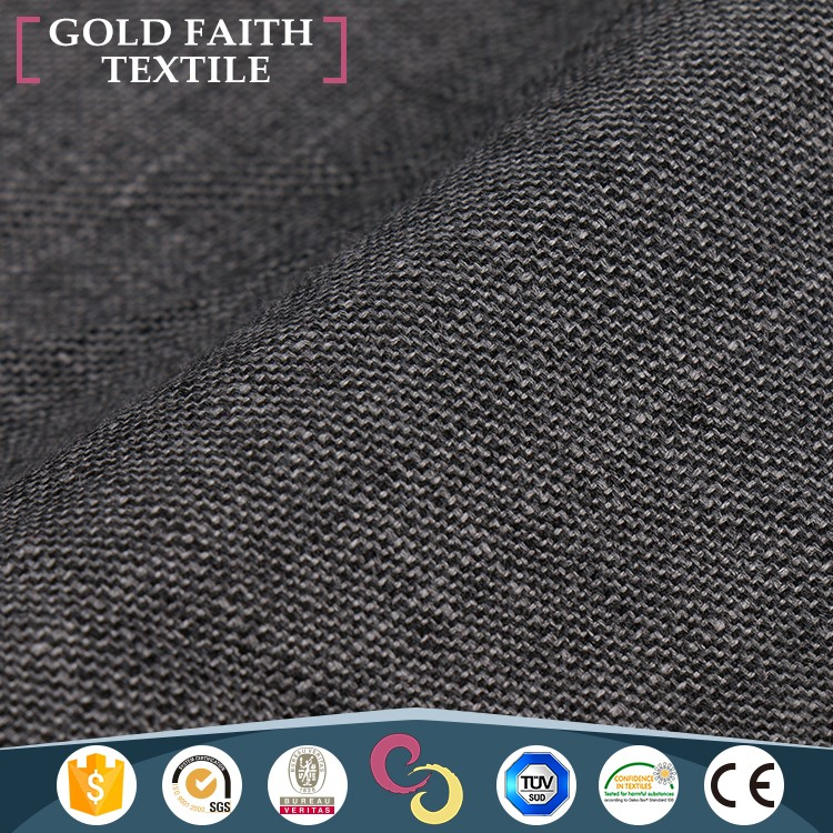 Chinese Supplier Stock Lot Trouser Material Cotton Polyester ...