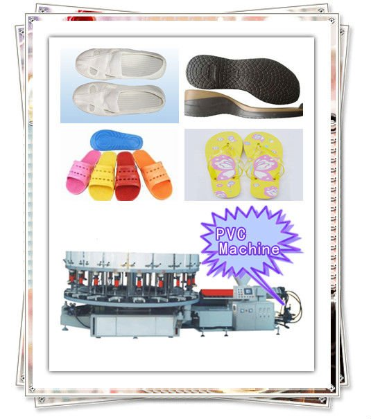 PVC air blowing machine for slipper ,sole, and sports shoes