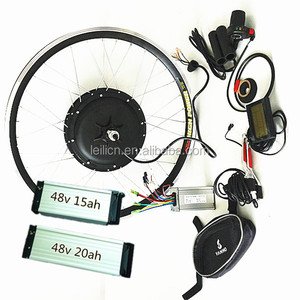 90km distance 50kph e-bike kit 1000w with battery price with 48v 20ah lithium battery