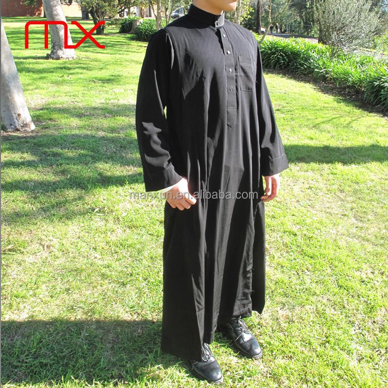 Terbaru Muslim Jubba Thobe Pakaian Islami Pakaian Untuk