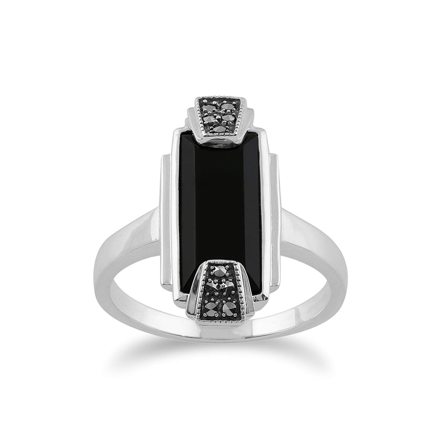 993c521fd8998 Cheap Onyx Marcasite Ring, find Onyx Marcasite Ring deals on line at ...