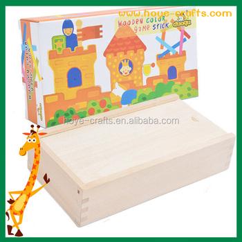 монтессори игрушки детские развивающие игрушки деревянная палочка игра логическая игра Da Vinci Theory конструкции здания Buy деревянные