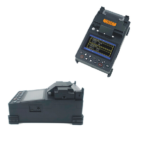 Fiber optic splicing machine FL-115 FTTH product 8sec splice easy carrying