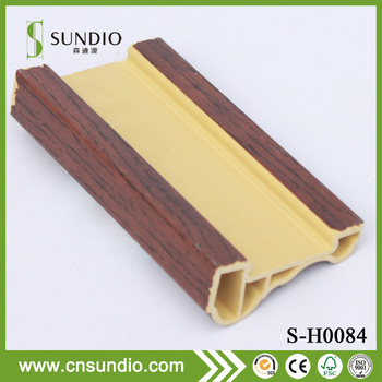 Laminate Pvc Wood Floor Trim Skirting Board Wpc Moulding Buy Trim