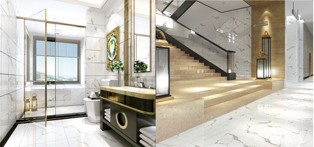 matte white marble floor tiles-Source quality matte white marble ...