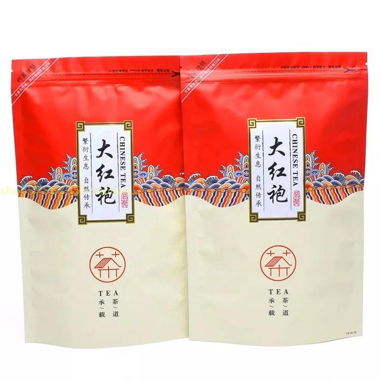 500gram Dahongpao Vacuum Packed High Mountain Oolong Tea - 4uTea | 4uTea.com