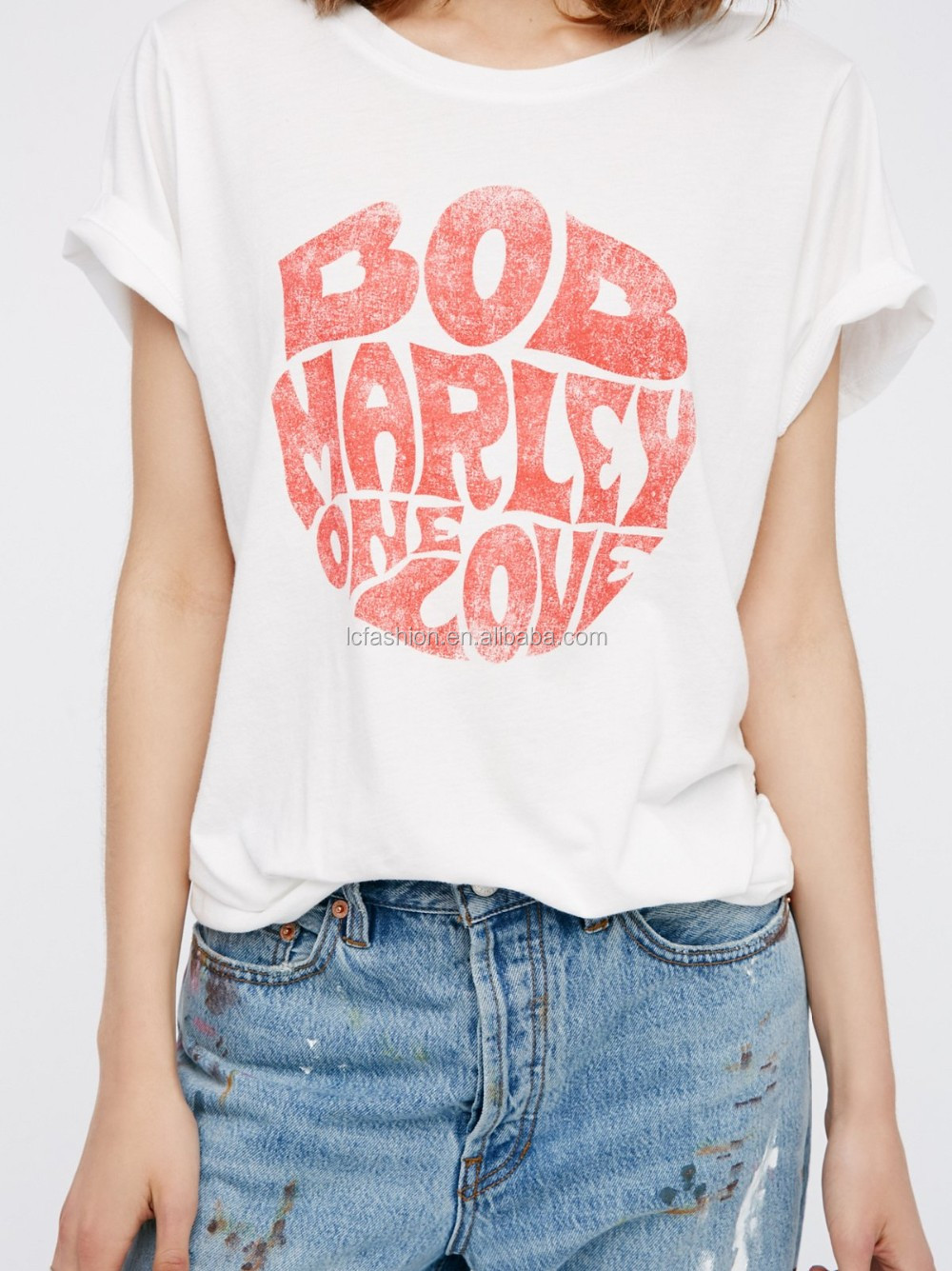 Shirt design latest 2017 - 2017 Latest Shirt Designs For Women With Short Sleeve And Custom T Shirt Printing