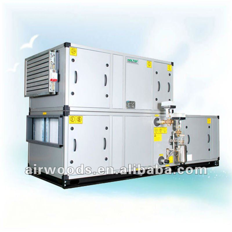 Airflow 2000-60000m3/h heat recovery havc air handling unit