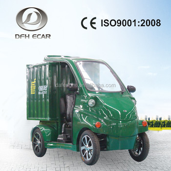 Factory Price Mini Electric Delivery Truck For Community
