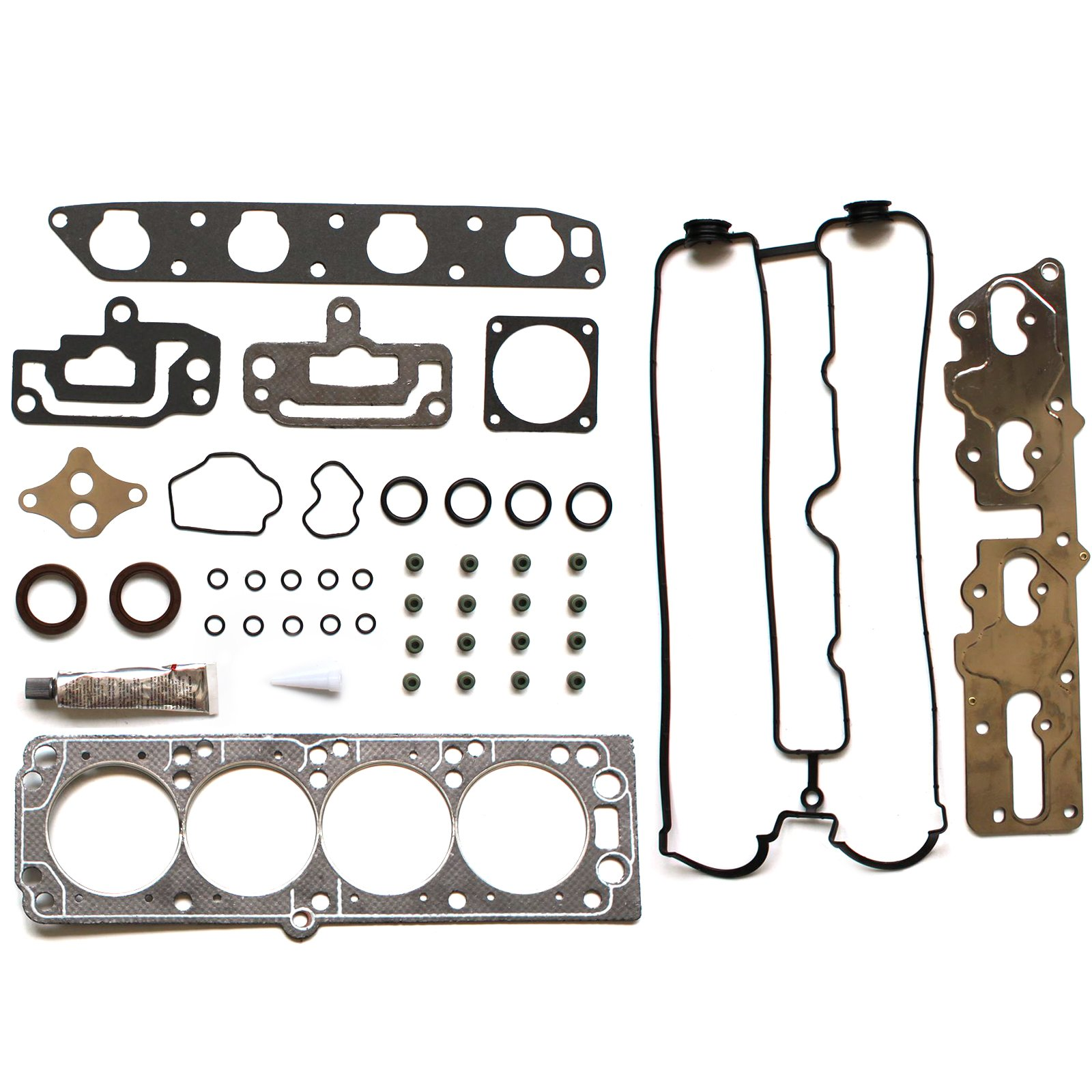 Head Gasket Set /& Bolts For Chevy Suzuki Forenza Reno 2.0L 2.2L DOHC X22SE X20SE