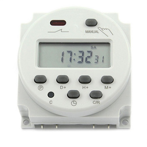 New type SHIJIAN Switch Automatic Programmable AC TIMER SWITCH