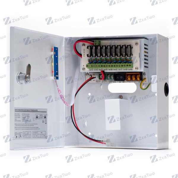 ups 12V, DC 12V 5a output 9 port power supply
