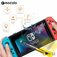 Mocolo Screen Protective Film for Nintendo Switch Tempered Glass Screen Protector