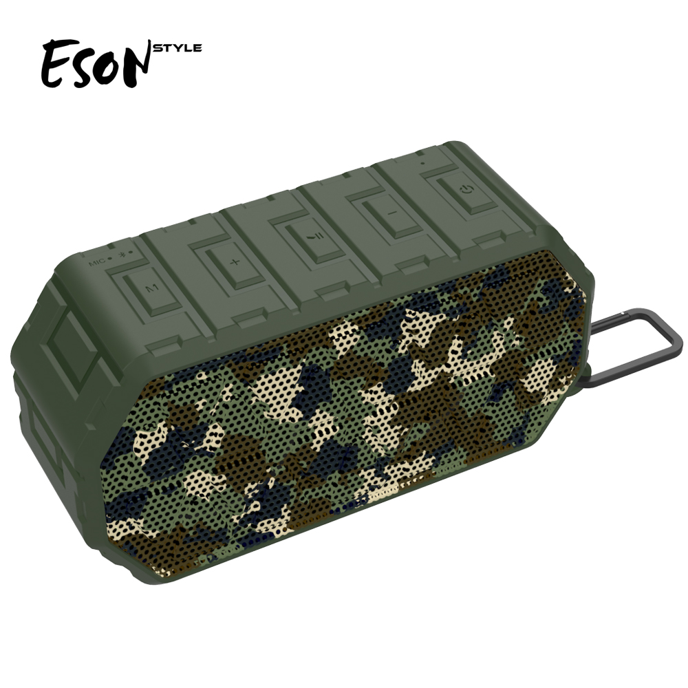 Eson Style Bluetooth speaker portable usb active stereo mini car subwoofer