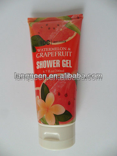 OEM factory hotel body wash/shower gel for body