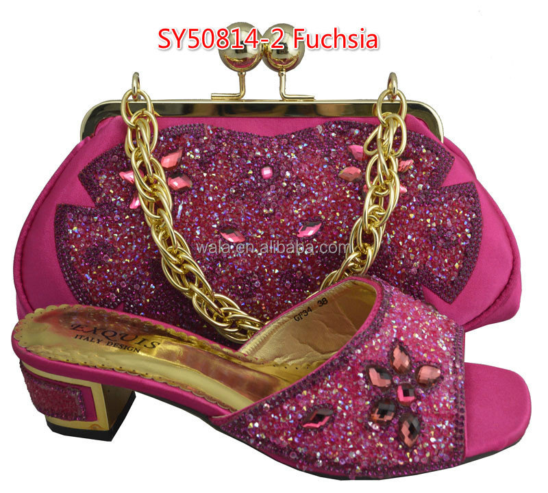 flat matching flat handbag sequins shoes shoes 1 and with SY50814 Italian cheap for party 4n1qdxWZ