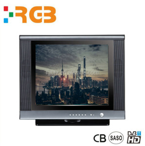 Color TVs Used No Damage CRT Televisions Working With A/V Outputs DVD Made in Thailand