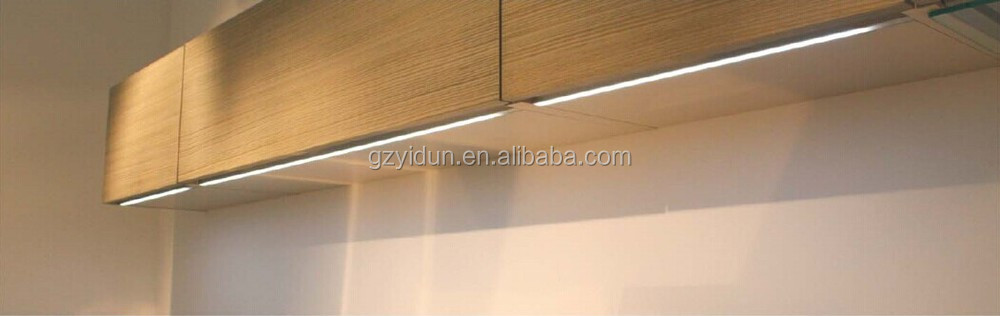 Anodized Aluminum Channel Triangle For Led Tap Light Led