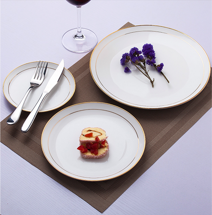 & Gold Rimmed Dinner Plates Wholesale Dinner Plate Suppliers - Alibaba