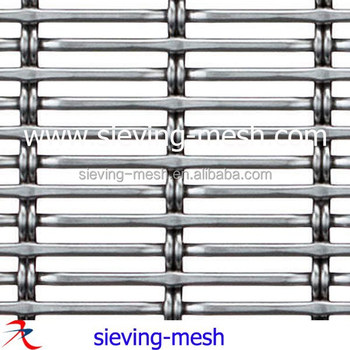 Metal Mesh Architectural Decoration,Metal Architectural Woven Wire ...