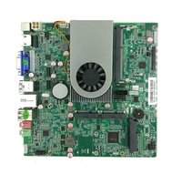 Cheapest W-M3-VER1.0 Industrial intel motherboard/ mainboard with Integrated HD Graphics core