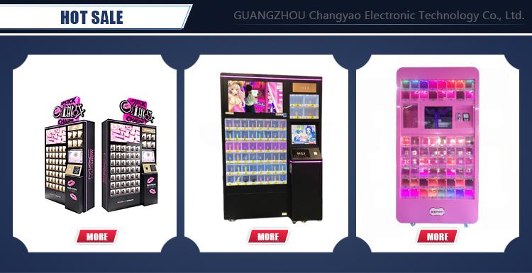 2019 neueste Lustige Verkauf Spielmaschine Parfüm lippenstift Kosmetik automaten Schönheit Automaten