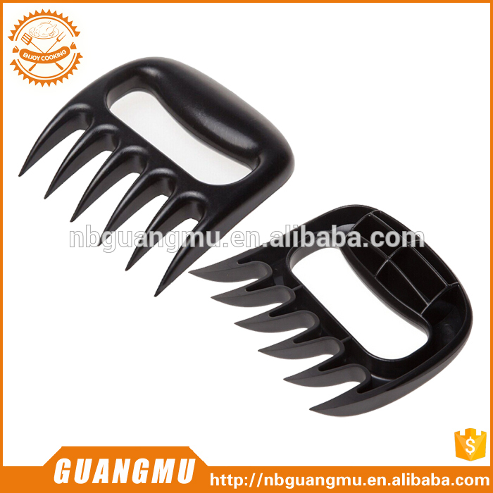 chicken claw pulled pork shredder bear claws meat handler metal