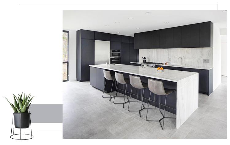 NUOVO! Solido Armadio Da Cucina In Legno disegno su misura per il 2019 Con 10 Anni Produttore di Esperienza di Rifornimento Della Fabbrica