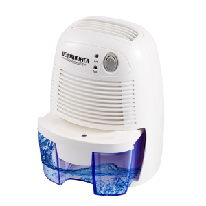Semiconductor Cordless reusable mini dehumidifier , active carbon filter dehumidifier