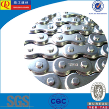 (A Series) Stainless Steel Short Pitch Precision Duplex Roller Chains SS60