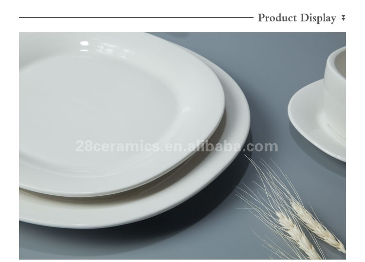 product-Two Eight-fine quality dinnerware high grade tableware hotel restaurant dinning table set-im