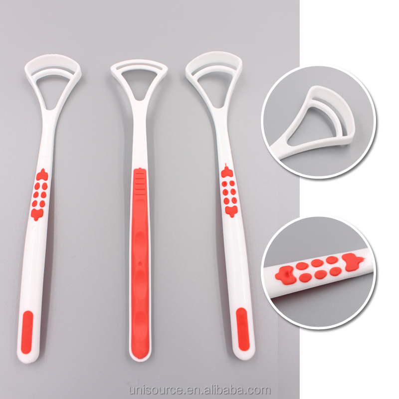 Plastic tongue cleaner supplier