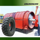 Pyrolysis plant waste tyre or waste rubber refining equipment