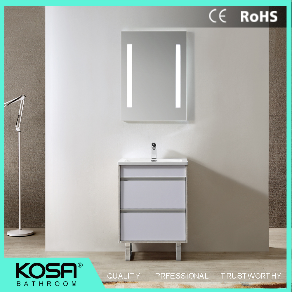 Bathroom Cabinet With Stainless Steel Legs, Bathroom Cabinet With ...