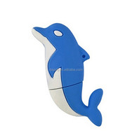 Animal Usb Pen Drive Cute Dolphin Usb Flash Drive Wiht High ...