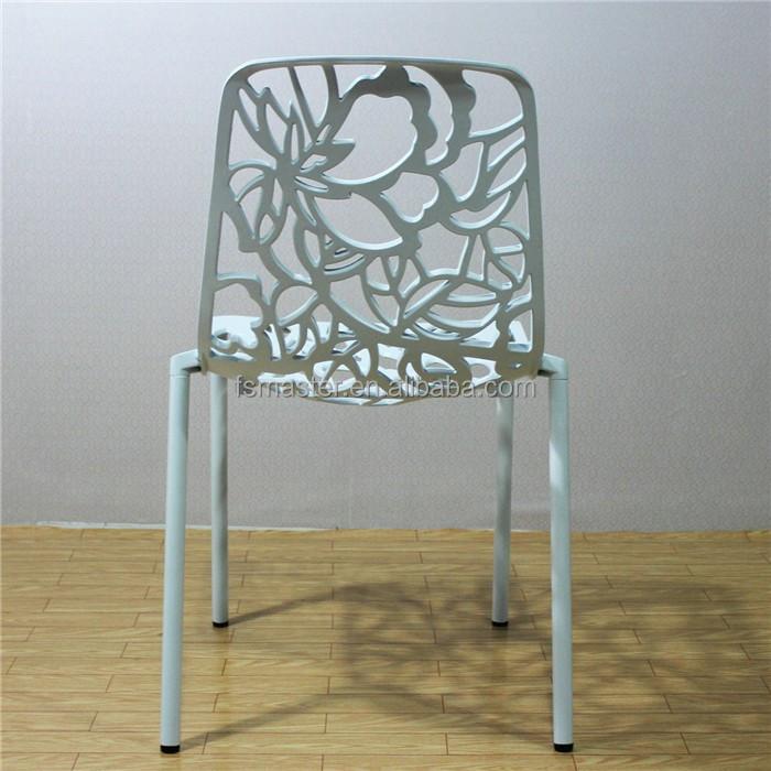 Muebles de Jardín de aluminio fundido restaurante bosque silla ...
