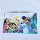 OEM kids hardcover story book printing factory