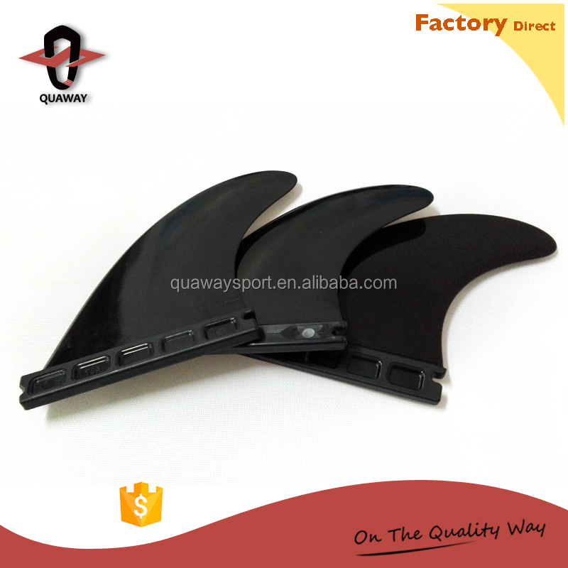 Cheap Plastic Fins for Surfboard Nylon Material Fins Bodyboard Fins