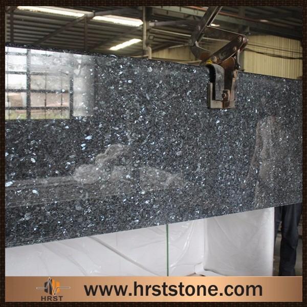 Laminate Blue Pearl Granite Kitchen Countertops