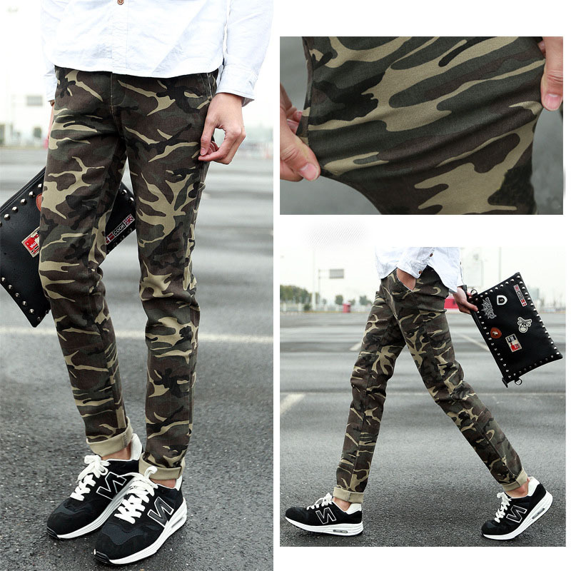 jogginghose f r m nner camouflage milit r hose herren armee skinny jeans herren sporthose. Black Bedroom Furniture Sets. Home Design Ideas