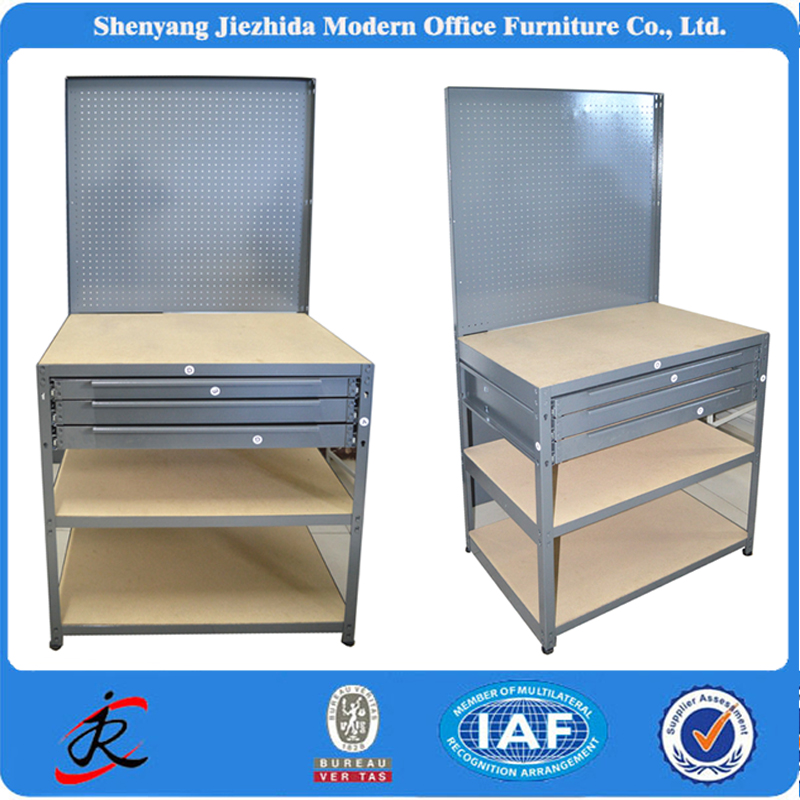 mechanical steel tool cabinet equipment professional heavy duty 72 inch metal work table workshop