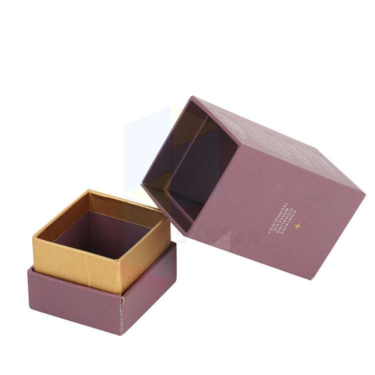 Goodie craft luxury cardboard design make perfume box factory