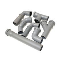 water supply 50mm pvc pipe fittings for sale for irrigation system