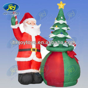 2013 HOT X-max yard inflatables christmas ,inflatable Christmas