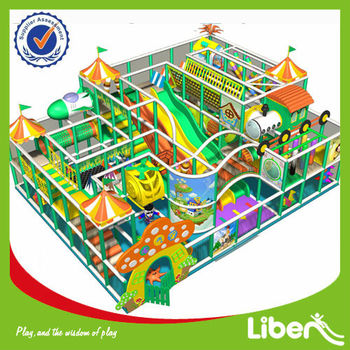 professional indoor equipment for kids of LE-BY014