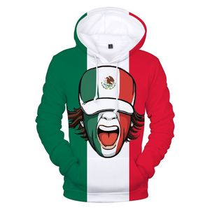 World Cup new trend 3D printing full printing hooded fleece sweater sublimation print hoodie