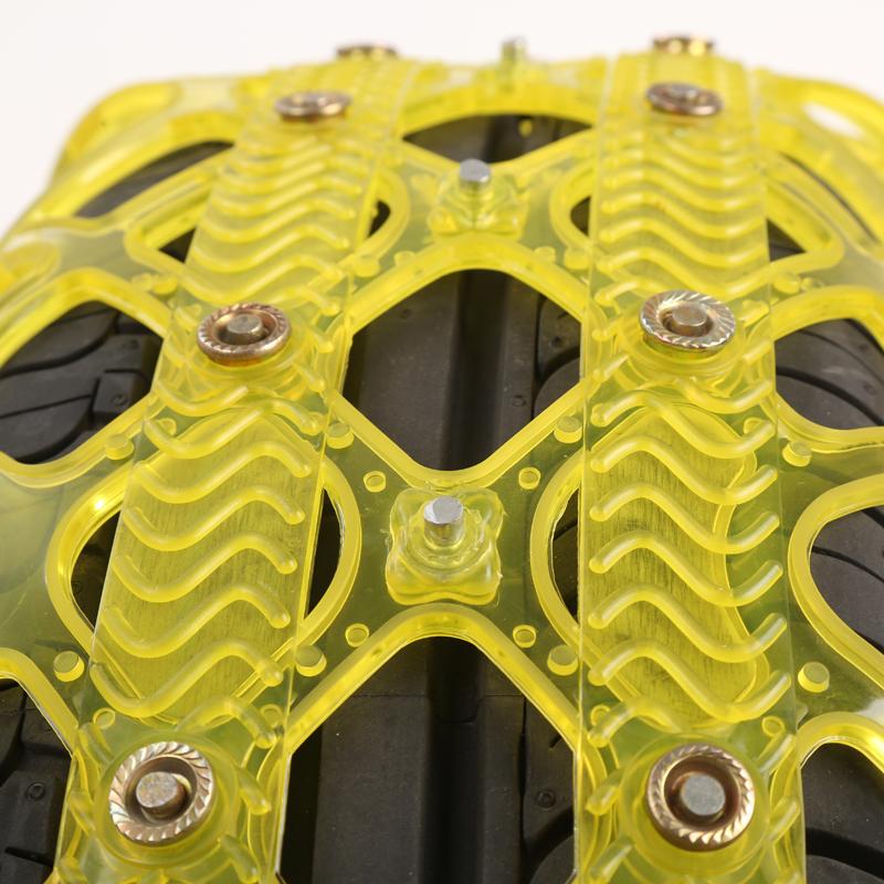 Новый анти-кожа цепей противоскольжения сухожилия утолщение автомобильных шин
