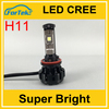 V18 h11b led headlight led lights 12v car tuning