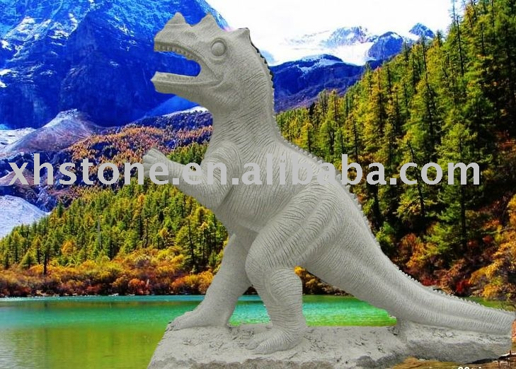 Dinosaur Garden Statue, Dinosaur Garden Statue Suppliers And Manufacturers  At Alibaba.com
